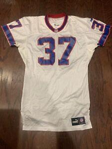 Buffalo Bills Game Used Jersey