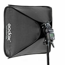 Godox 60x60cm Softbox Bag Kit for Camera Studio Flash fit Bowens Elinchrom