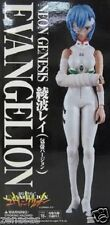 New Medicom Toy Real Action Heroes RAH Evangelion Rei Ayanami Bandage Painted