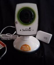 Summer Infant 28640 Baby Touch Wifi Camera and adapter