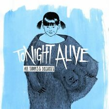TONIGHT ALIVE-ALL SHAPES & DISGUISES-JAPAN CD BONUS TRACK D95