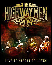 The Highwaymen Conert Poster - 8x10 Color Photo