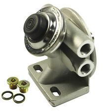 "Hand Priming Pump Diesel Fuel Filter Mounting Base 3/8"" NPT 1-14"" Spin On Mount"