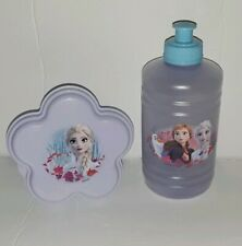 Frozen 2 ZAK! Lunch Box Container Kit BPA FREE (Bottle, Snack) Lot of 2