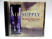Air Supply ♫ Greatest Hits Live ... Now and Forever ♫ CD