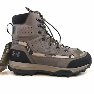 Under Armour Mens 11.5 Speed Freek Bozeman 2 Waterproof Hunting Boot 1299238 900