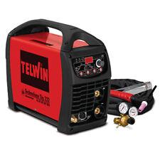 TELWIN SALDATRICE INVERTER AC/DC HF/LIFT 230V+ACC. mod. TECHNOLOGY TIG 222 NUOVA