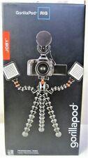 Joby GorillaPod 5K Tripod Kit with Rig Black/Charcoal/Red (#JB01522)