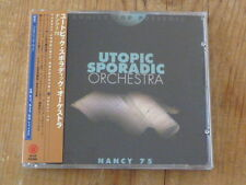 Jannick Top Utopic Sporadic Live Nancy 75 CD EX-6246 w/ Obi (not mini-lp magma Q