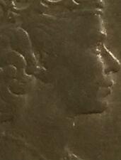 Malaya QEll 1 cent 1957  copper  coin high grade! lustre??