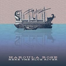 Haroula Rose - Here the Blue River [New Vinyl LP] Download Insert