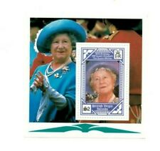 SPECIAL LOT British Virgin Islands 1990 677 - QE2 90th Bday - 50 S/S - MNH