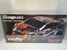 Snap-On 2021 LIMITED EDITION Traxxas Fiesta ST Rally Car Racing Radio Control