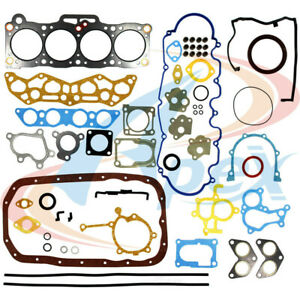 APEX Full Overhaul Gasket Set AHS4022 FORD MAZDA 2.2L