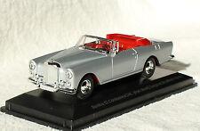 Bentley S2 Cabrio silber 1961 1:43 Yat Ming Modellauto