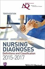 Nursing Diagnoses 2015-17: Definitions and Classification by NANDA…