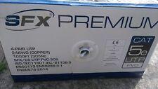 SFX Premium CAT5 1000m (305m) 4PAIR UTP