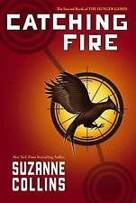 NEW Catching Fire (The Hunger Games) by Suzanne Collins