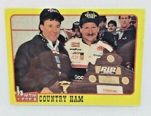 1991 Traks - Mom n Pops Country Ham Racing Set - Dale Earnhardt - Factory Sealed