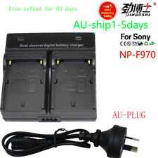^_^Battery Charger for Sony NP-F330 F530 F550 F570 F750 F770 F930 F950 F960 F970
