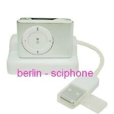 Docking Station Caricabatterie Dock Cavo USB Cavo di Ricarica Apple iPod shuffle 2 2nd 2g
