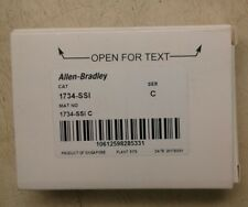 Allen Bradley Encoder Module 1734-SSI Ser C FW 4.004