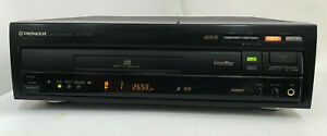 Pioneer CLD-D505 CD CDV LaserDisc Player - Missing Remote Tested and Working