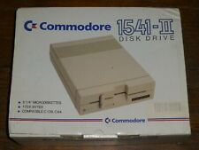1541-II Floppy Disk Drive, boxed for Commodore 64 / 128 C64