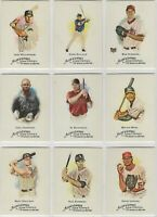 2008 Topps Allen and Ginter With SPs & Flags Baseball Team Sets *Pick Your Team*