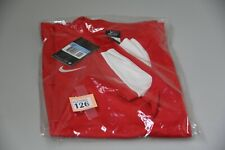 Nike Ladies Football/ sports T-shirt Dri-Fit/ Stay Cool Red M (O tag126)
