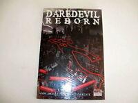 DAREDEVIL REBORN PREMIUM HC New! 1/2 Off! Jock Cover!