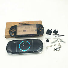 Black Replacement Housing Shell Case Faceplate Button for PSP 3000 PSP3000 TR
