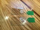 2) Oem Genuine Electrolux Frigidaire Microwave Oven Cavity Lens Only 5304478923 photo