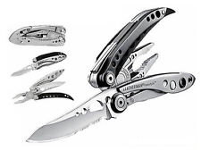 original Leatherman Freestyle Werkzeug Zange Messer mit Wellenschliff Multitool
