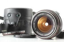 【TOP Mint in Case】Olympus OM-System G.Zuiko Auto-W 21mm F/3.5 Lens JAPAN #129