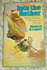 Richard A. Lupoff, INTO THE AETHER, Vintage 1974 Science Fiction PB Novel