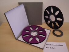 Tonbandspule -2erPack- f. Fostex, Teak, Revox, Tascam Tape Reel -NEU- Nr. LJ3 -