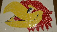 KANSAS JAYHAWK Mosaic Tile Table