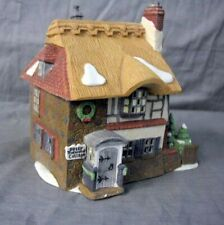 Dept 56 Dickens Village Betsy Trotwood's Cottage David Copperfield ~Mint in Box!