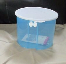 tupperware-NEW-ROUND FRIG SMART CONTAINER-NLA-GREAT FOR LETTUCE-CAULIFLOWER-CANT