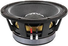 PRV Audio 12MR2000 Pro Audio Midrange Midbass 2000W 8-Ohm Sub-Woofer Speaker (1)