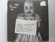 "TOYAH  VICTIMS OF THE RIDDLE      7"" VINYL"