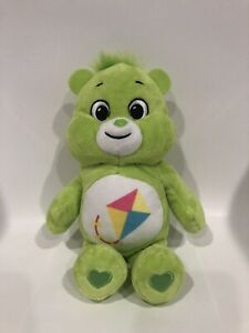 Care Bear Do Your Best Bear 10 in Plush Green Kite Basic Fun New w/out Tags