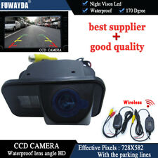 Wireless Sans fil Voiture camera de recul for TOYOTA Corolla Tarago Previa Wish