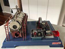 Wilesco D24 Steam Engine w/ Box.