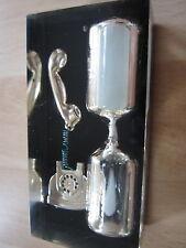 Sanduhr ca. 10min Telefon Sanduhr in Acrylblock 8x4cm