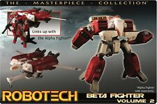 Robotech Beta Masterpiece - Annie LeBelle Vol.2 Red Tread MIB NEW - Fresh Case
