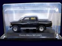 TOYOTA HILUX SR5 (1997) - Unforgettable Cars 1:43 Diecast SALVAT ARGENTINA