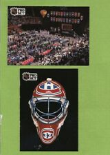1991 PRO SET ENTRY DRAFT CC1 CARD  AND CC2 THE MASK