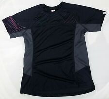 Specialized Women's Andorra Comp Short Sleeve Jersey, Black/Carbon, Extra Small